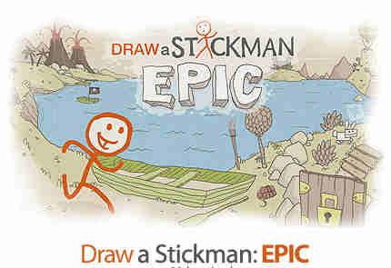 دانلود بازی کامپیوتری Draw a Stickman EPIC