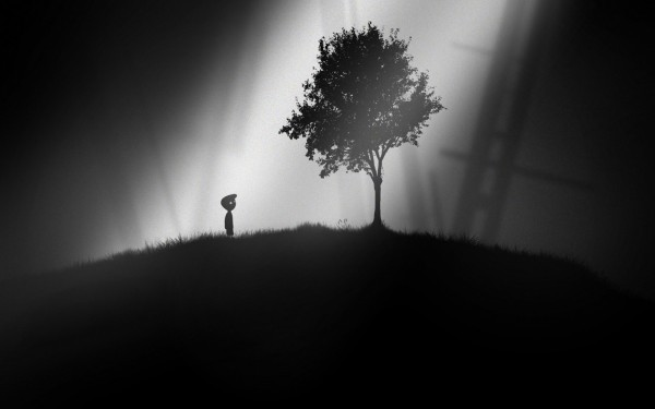 Limbo game wallpaper 12 2560x1600