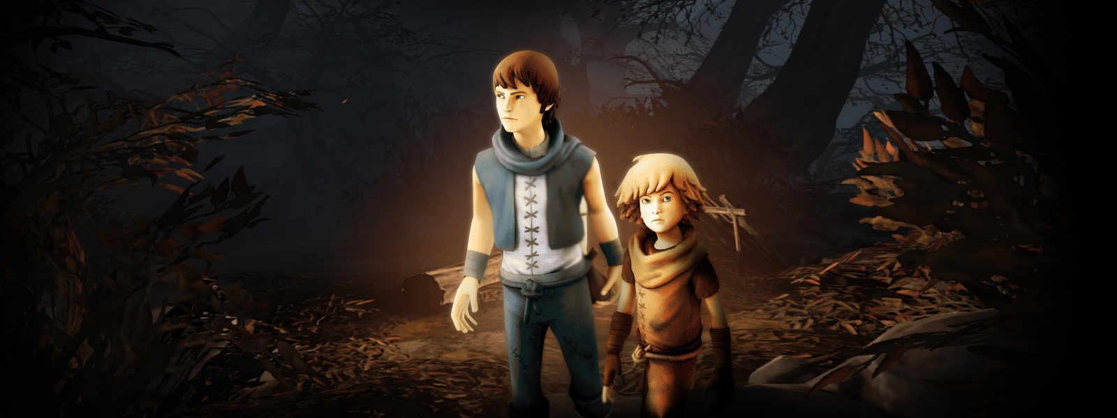 بازی فوق العاده دوبرادر Brothers A Tale of Two Sons
