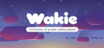 دانلود نرم افزار هشدار صبحگاهی Wakie – Social Alarm Cloc...