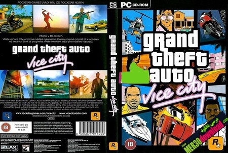 بازی gta 4 Vice City