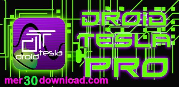 دانلود Droid Tesla Pro v4.06 نرم افزار مهندسی برق اندروید