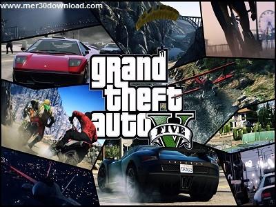 دانلود ترینر بازی GTA V