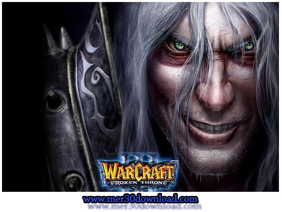 بازی وارکرافت 3 Warcraft III Frozen Throne