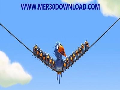 دانلود انیمیشن کوتاه for the birds