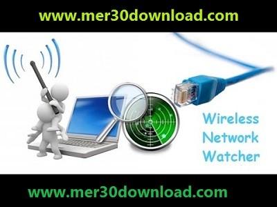 دانلود نرم افزار Wireless Network Watcher 1.99