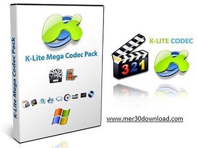 دانلود K-Lite Codec Pack 12.7.0 – نرم افزار کدک صوتی و تصویری