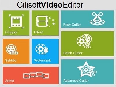 دانلود نرم افزار ویرایش فیلم و صدا GiliSoft Video Editor 7.2.1