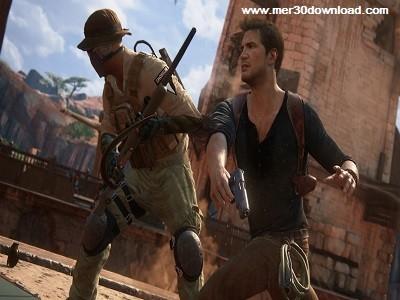 دانلود آخرین تریلر از Uncharted 4: A Thief's End