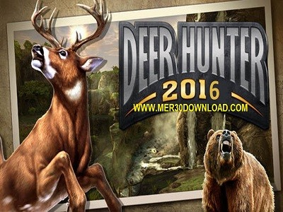 دانلود بازی شکارچی گوزن DEER HUNTER 2016 2.1.0 برای آندروید