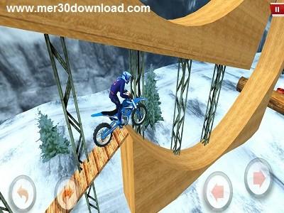 دانلود بازی Bike Racing Mania 1.8
