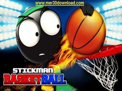 دانلود بازی Stickman Basketball 1.6 برای اندروید