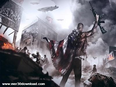 دانلود تریلر جدید بازی Homefront The Revolution