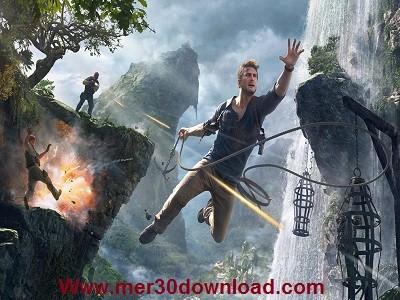 دانلود تریلر جدید Uncharted 4 گرافیک فوقالعاده