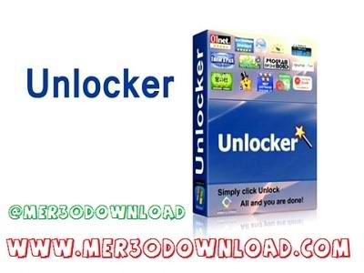دانلود نرم افزار Unlocker 1.9.5 Portable+ Unlocker 1.9.2