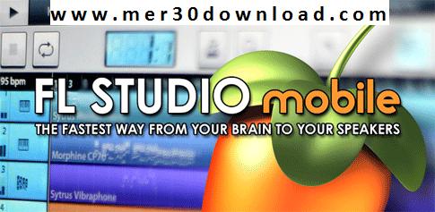 دانلود FL Studio Mobile 2.0.8 بهترین نرم افزار ساخت موزیک برای اندروید