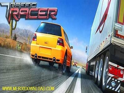 دانلود بازی ماشین سواری در ترافیک Traffic Racer 2.3