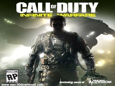 دانلود تریلر جدید بازی Call of Duty Infinite Warfare