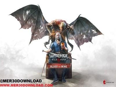 دانلود تریلر The Witcher 3 Wild Hunt Blood and Wine