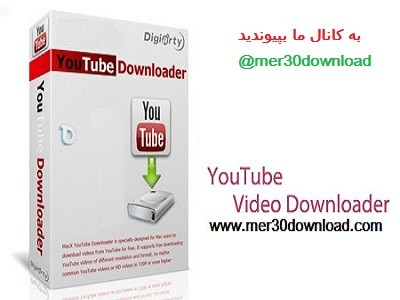 دانلود ویدیو از یوتیوب YouTube Video Downloader PRO 5.6.0.1