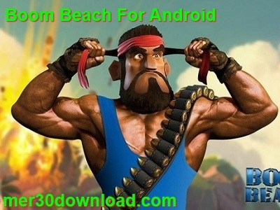 دانلود بازی بوم بیچ Boom Beach 25.176 برای اندروید