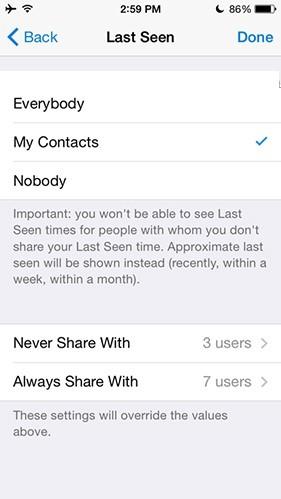 آموزش مخفی کردن حالت آنلاین در تلگرام