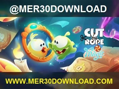 دانلود بازی Cut the Rope Magic 1.4.0 برای اندروید