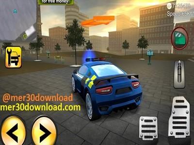 دانلود بازی Police Agent vs Mafia Driver 1.10