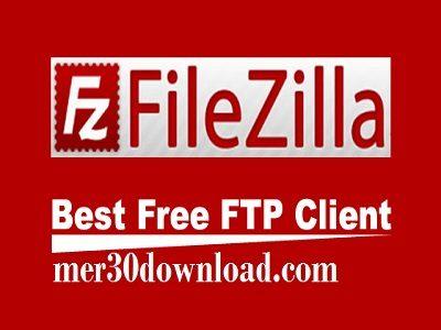 دانلود FileZilla 3.23.0 + Server 0.9.55 –مدیریت اف تی پی FTP