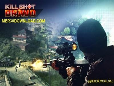 دانلود Kill Shot Bravo 1.7.2 – بازی اسنایپری شلیک مرگبار اندروید مود