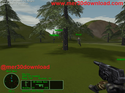 بازی Delta Force 3 Land Warrior