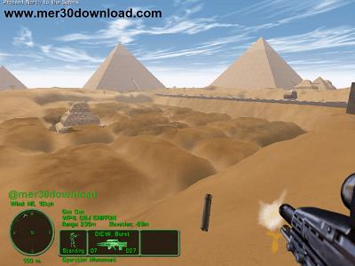 دانلود بازی Delta Force 3 Land Warrior Portable