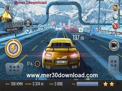 دانلود بازی Road Racing Traffic Driving 1.00