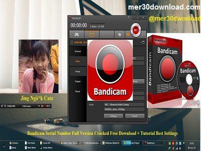 دانلود Bandicam v3.3.0.1175 – نرم افزار فیلم برداری از دسکتاپ