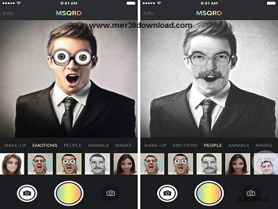 دانلود MSQRD 1.7.0 + Mod