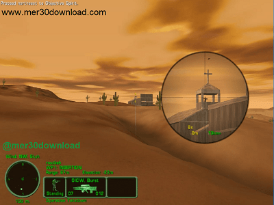 یک HeadShot با Sniper