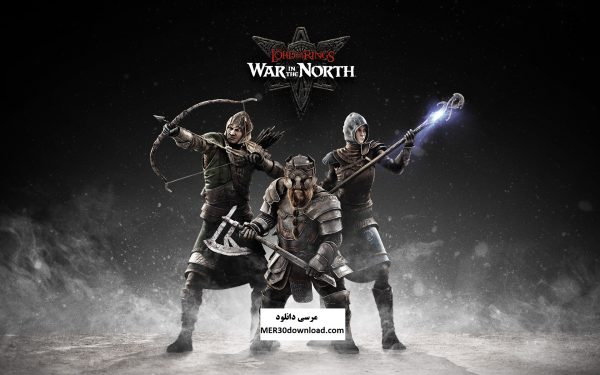 بازی شمشیری ارباب حلقه ها جنگ در شمال War in the North