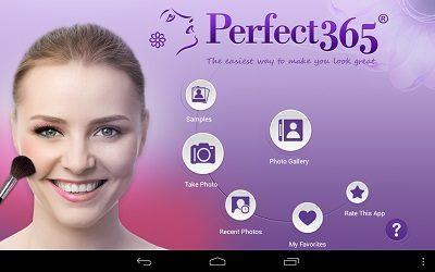دانلود نرم افزار آرایش صورت اندروید – Perfect365 v.5.25.4