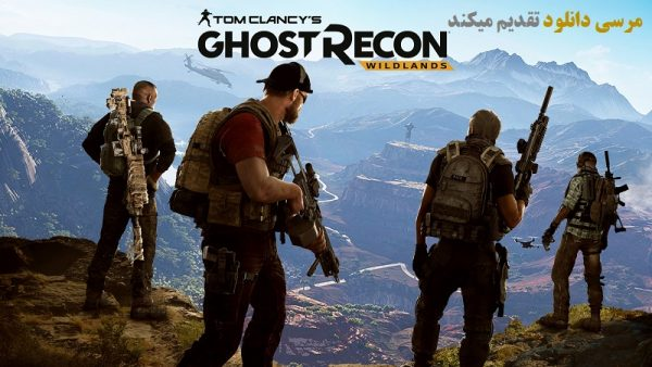 دانلود بازی Tom Clancy's Ghost Recon Wildlands
