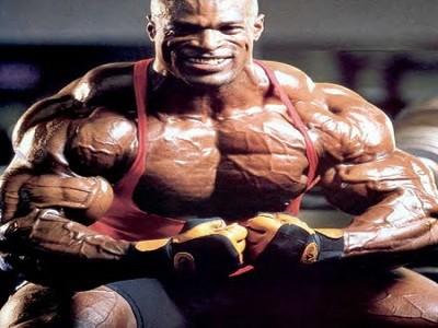 آموزش تصویری بدن سازی رونی کلمن
