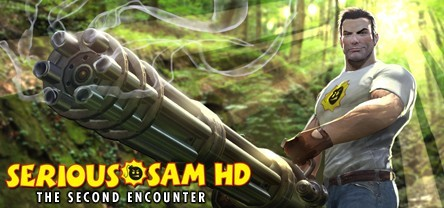 دانلود بازی Serious Sam The Second Encounter