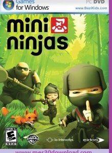 بازی نینجای کوچک Mini Ninjas مینی نینجا + کامپیوتر و اندروید