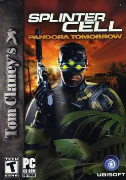 بازی اسپلینتر سل 2 : فردای پاندورا | Splinter Cell: Pandora Tomorrow