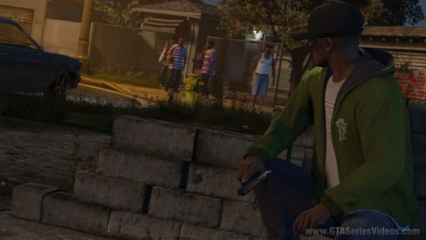 تصاویر بازی GTA V جی تی ا وی