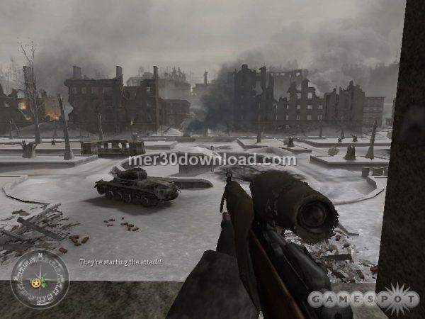 دانلود بازی کم حجم Call Of Duty 2 با لینک مستقیم