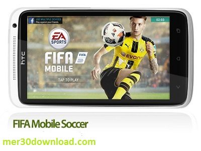 دانلود بازی فیفا FIFA 2017 برای موبایل – FIFA Mobile Soccer 3.1.0