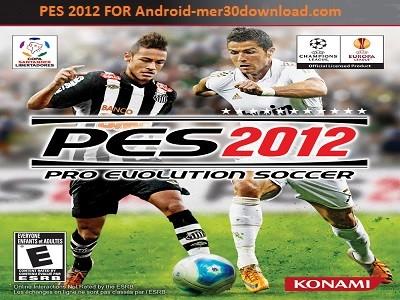 دانلود PES 2012 اندروید