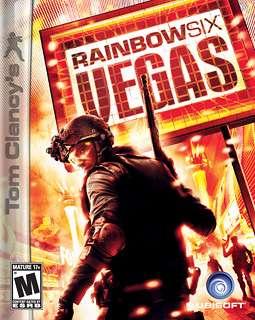 دانلود تام کلنسی – Tom Clancys Rainbow Six Vegas 1