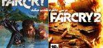 دانلود بازی فارکرای 1 و 2 FarCry برای کامپیوتر با لینک م...