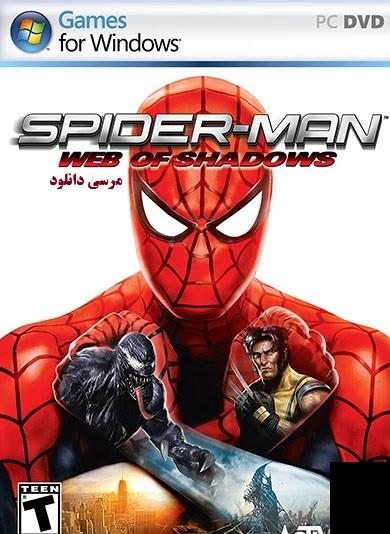 مرد عنکبوتی 2 سایه تارها – SpiderMan Web of Shadows PC full Game